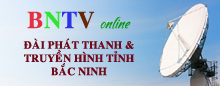 Đài phát thanh truyền hình bắc ninh
